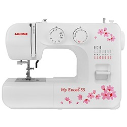 Janome My Excel 55